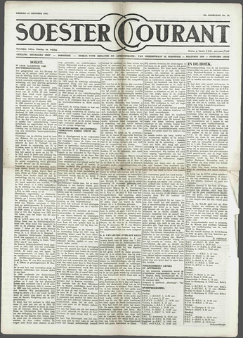 Soester Courant 1958-10-24