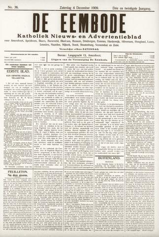 De Eembode 1909-12-04