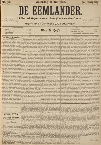 De Eemlander 1906-07-21
