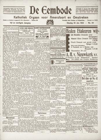 De Eembode 1932-01-26