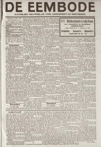 De Eembode 1921-12-06
