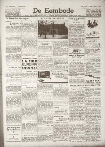 De Eembode 1937-12-17