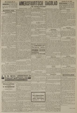 Amersfoortsch Dagblad / De Eemlander 1923-07-10