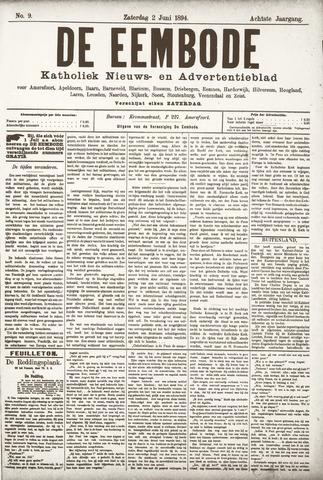 De Eembode 1894-06-02