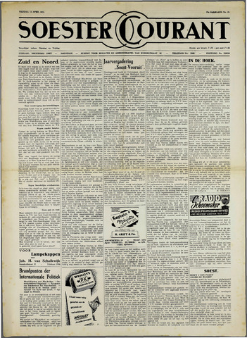 Soester Courant 1951-04-13