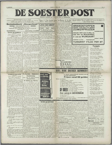 Soester Courant 1932-04-22