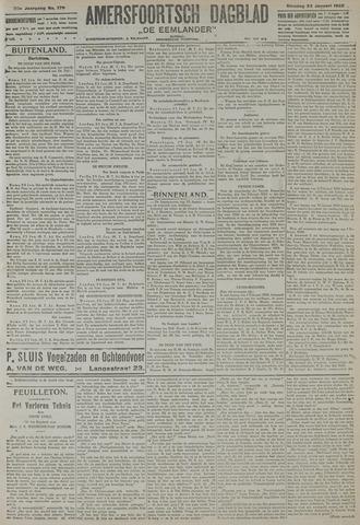 Amersfoortsch Dagblad / De Eemlander 1922-01-24