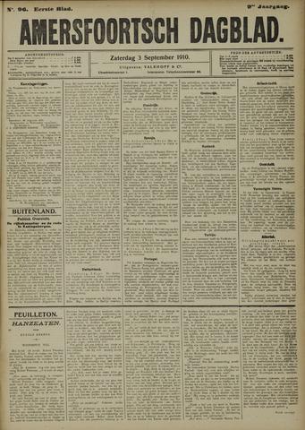 Amersfoortsch Dagblad 1910-09-03