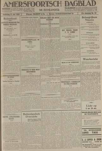 Amersfoortsch Dagblad / De Eemlander 1933-07-27