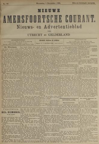 Nieuwe Amersfoortsche Courant 1894-12-05