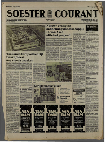 Soester Courant 1981-06-17