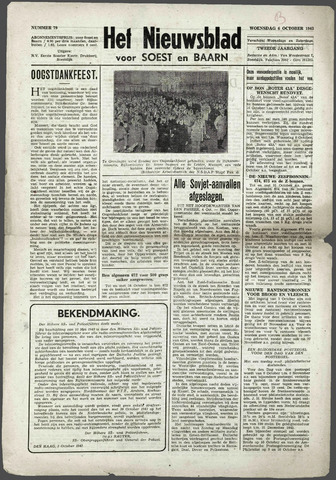 Soester Courant 1943-10-06