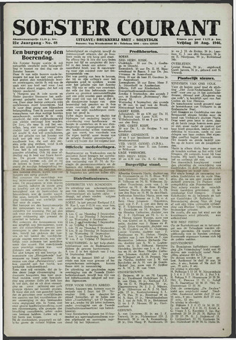 Soester Courant 1946-08-30