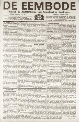 De Eembode 1914-02-03
