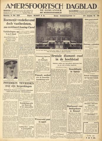Amersfoortsch Dagblad / De Eemlander 1939-05-10