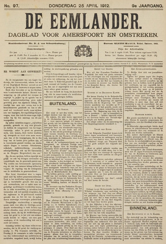 De Eemlander 1912-04-25