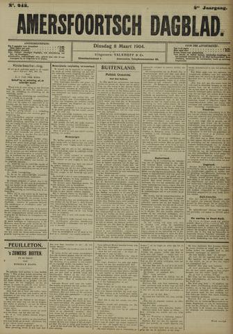 Amersfoortsch Dagblad 1904-03-08
