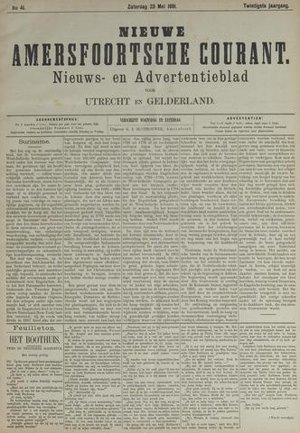Nieuwe Amersfoortsche Courant 1891-05-23