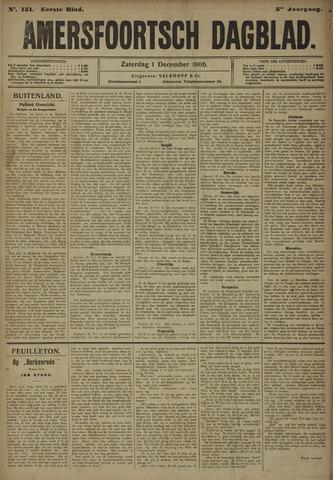 Amersfoortsch Dagblad 1906