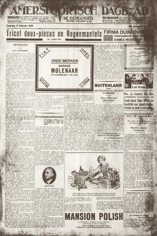 Amersfoortsch Dagblad / De Eemlander 1930-02-08