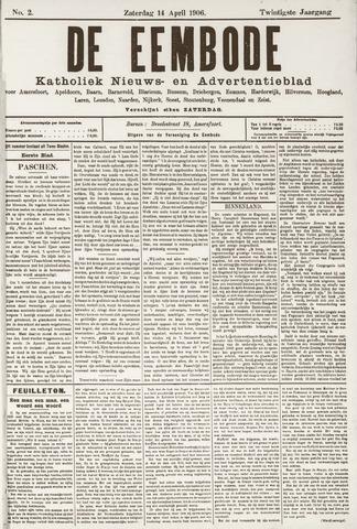 De Eembode 1906-04-14