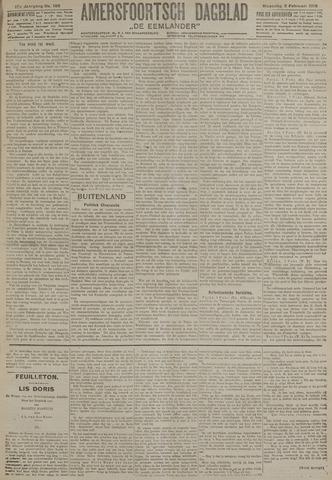 Amersfoortsch Dagblad / De Eemlander 1919-02-03
