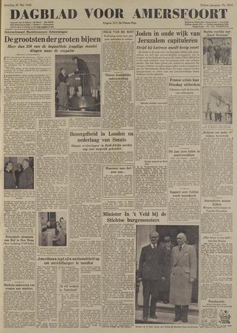 Dagblad voor Amersfoort 1948-05-29