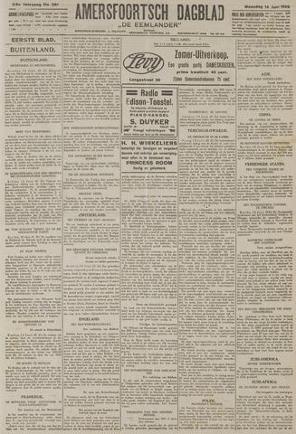 Amersfoortsch Dagblad / De Eemlander 1926-06-14