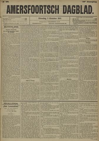 Amersfoortsch Dagblad 1911-10-03