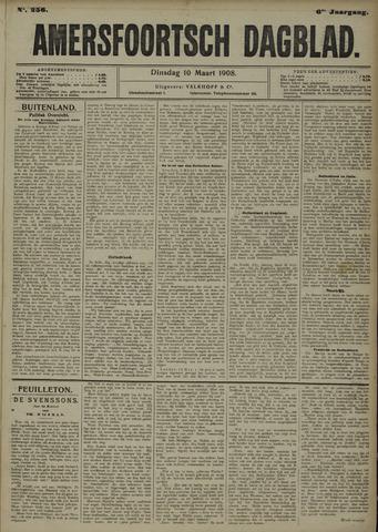 Amersfoortsch Dagblad 1908-03-10