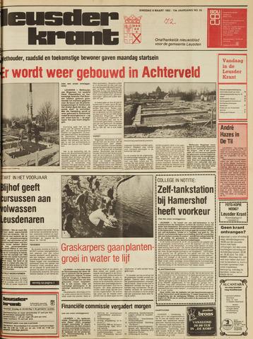 Leusder Krant 1982-03-09