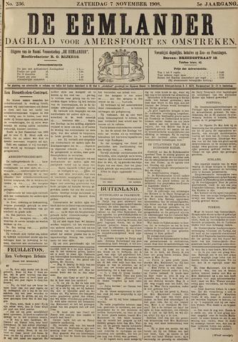 De Eemlander 1908-11-07