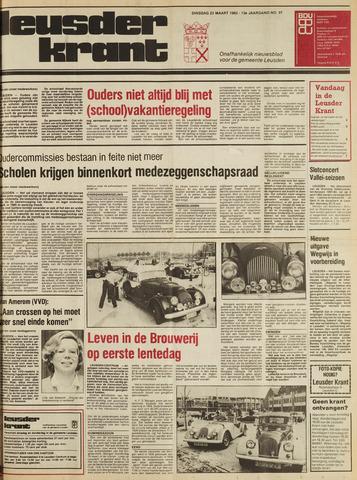 Leusder Krant 1982-03-23