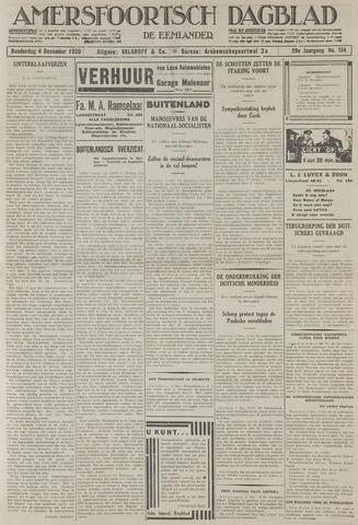 Amersfoortsch Dagblad / De Eemlander 1930-12-04