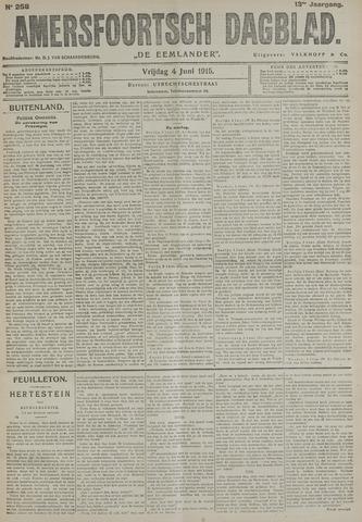 Amersfoortsch Dagblad / De Eemlander 1915-06-04