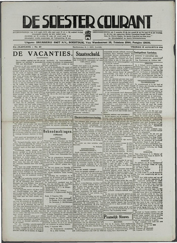 Soester Courant 1941-08-15