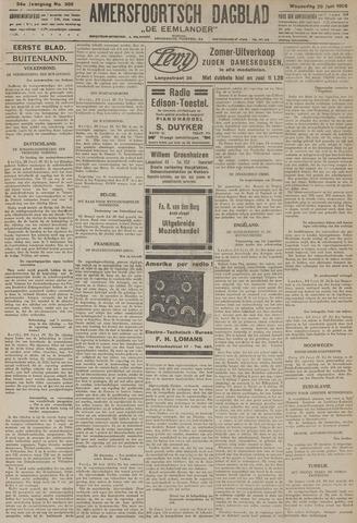 Amersfoortsch Dagblad / De Eemlander 1926-06-30