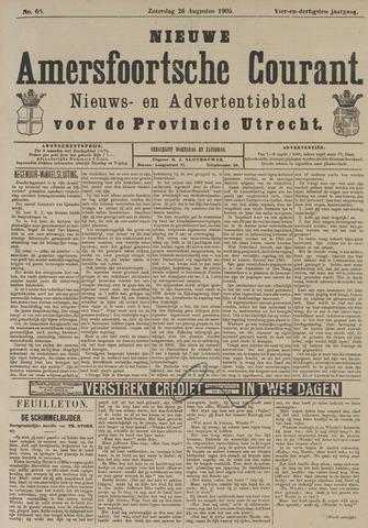 Nieuwe Amersfoortsche Courant 1905-08-26