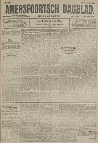 Amersfoortsch Dagblad / De Eemlander 1917-06-28