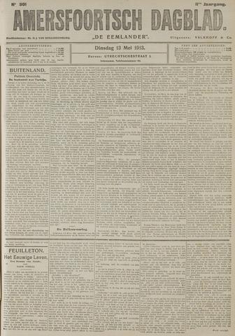 Amersfoortsch Dagblad / De Eemlander 1913-05-13