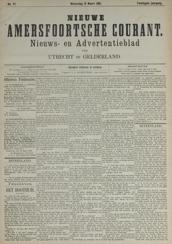 Nieuwe Amersfoortsche Courant 1891-03-18