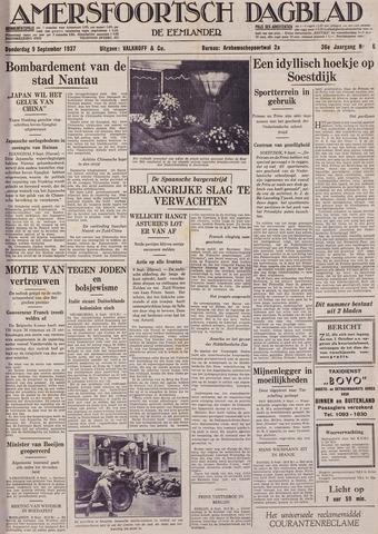 Amersfoortsch Dagblad / De Eemlander 1937-09-09