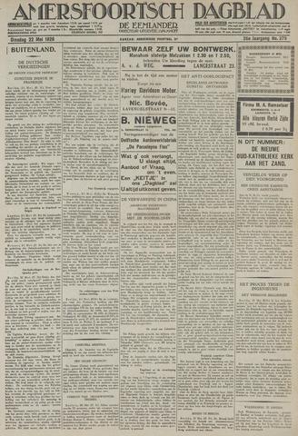 Amersfoortsch Dagblad / De Eemlander 1928-05-22