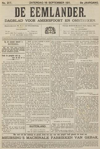 De Eemlander 1911-09-16