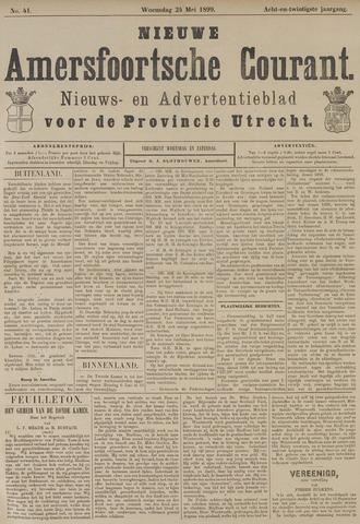 Nieuwe Amersfoortsche Courant 1899-05-24