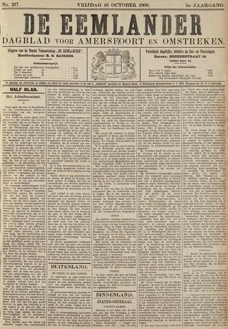 De Eemlander 1908-10-16