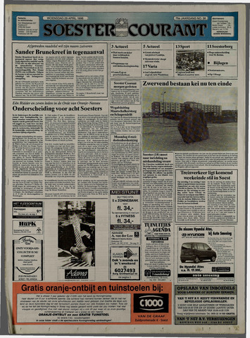 Soester Courant 1998-04-29