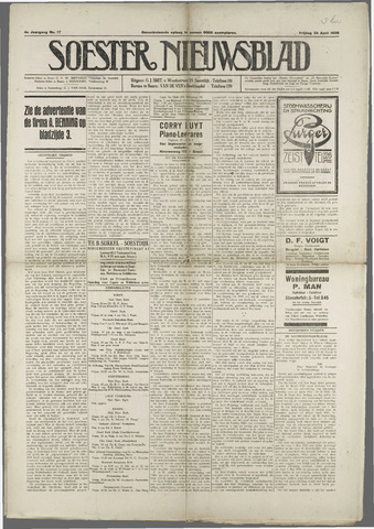 Soester Courant 1925-04-24