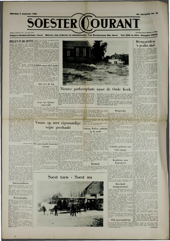 Soester Courant 1966-08-09