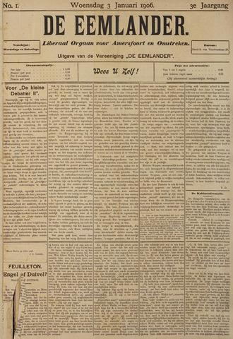 De Eemlander 1906-01-03